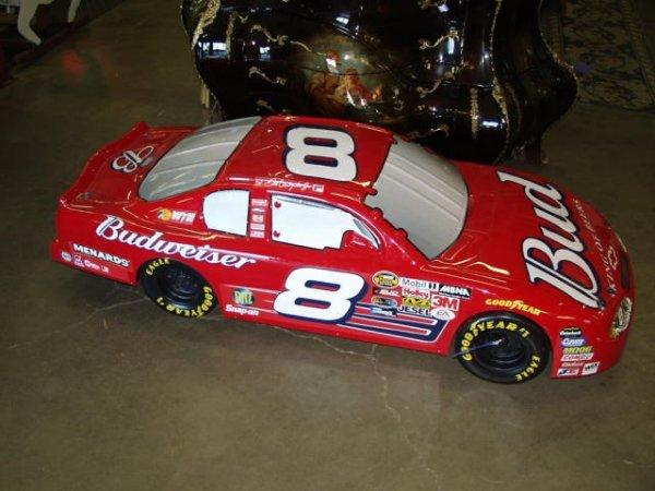 250: Budweiser Dale Earnhardt Jr. #8 Display Car 6 Foot