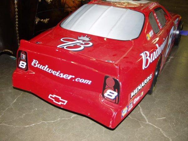 250: Budweiser Dale Earnhardt Jr. #8 Display Car 6 Foot - 4