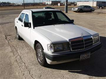 296: 1991 Mercedes Model 19E