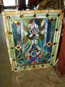 539: Stained Leaded Glass