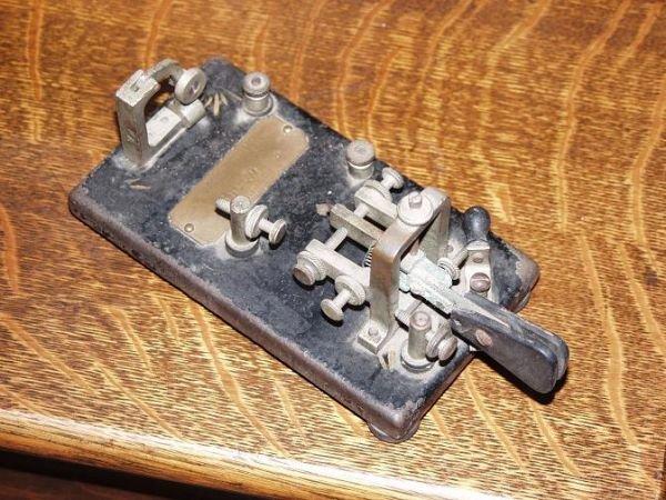 14: Vibroplex No 65599 Telegraph