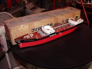 16: Texaco N.O.S. Boat Tanker