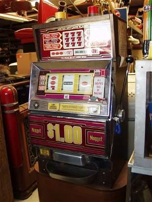 19: Bally $1 Slot Machine, 1970's