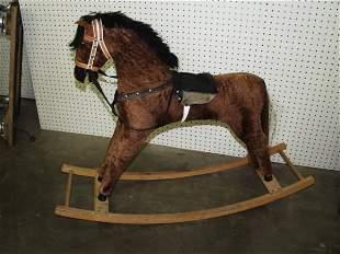 501: Early Hobby Rocking Horse