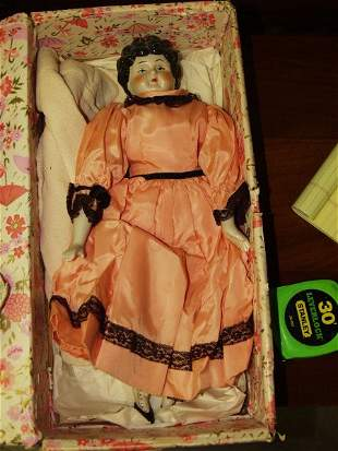 505: Antique China Head Helen Doll