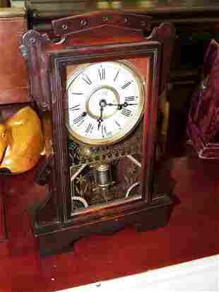 13: Vintage Kitchen Clock