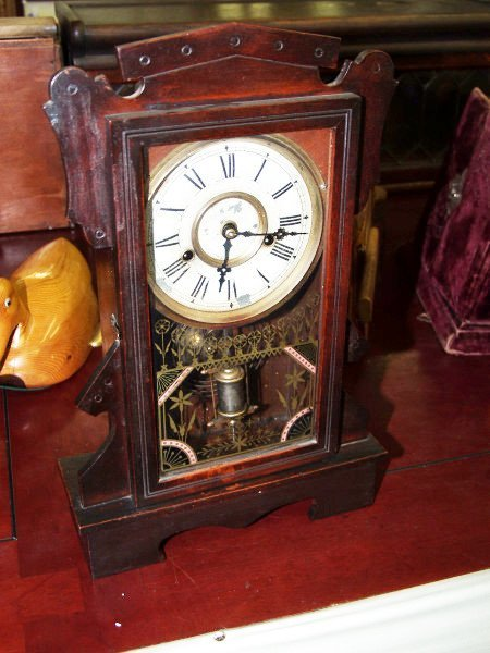 13: Vintage Kitchen Clock