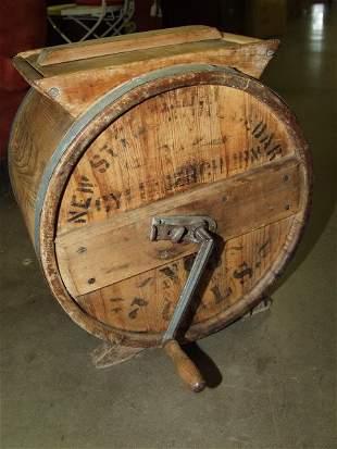 16: Antique Butter Churn Circa 1900's