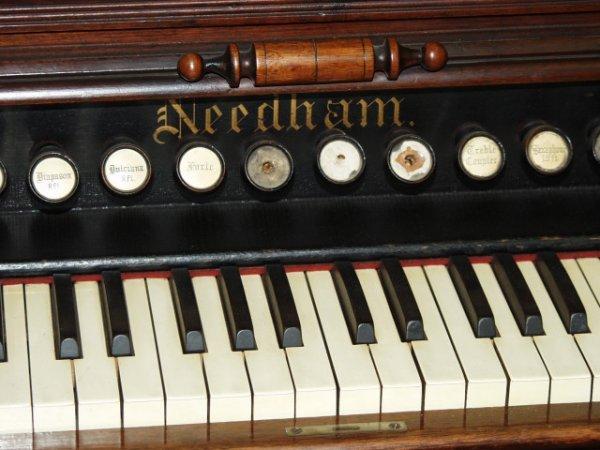 28: Needham Pump Organ - 3
