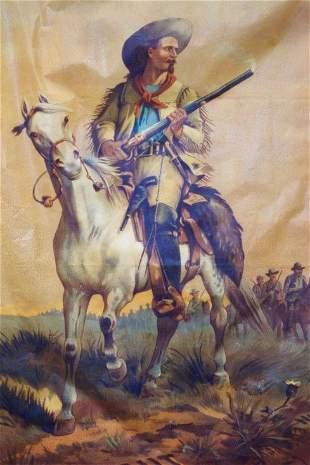 5G: Buffalo Bill Canvas Poster