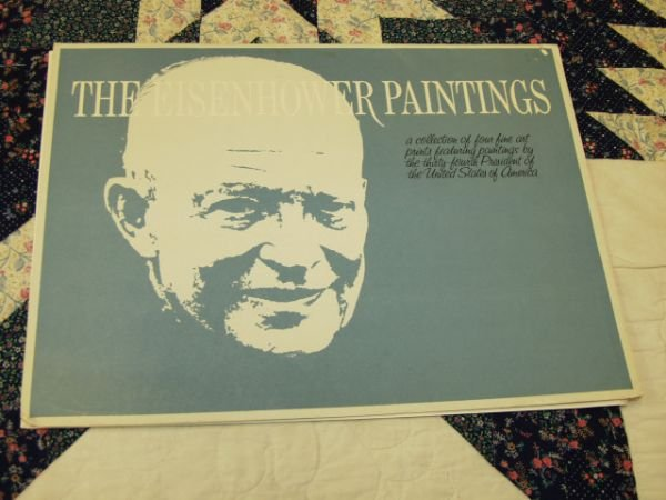 420: The Eisenhower Paintings Collection 4 Prints - 2