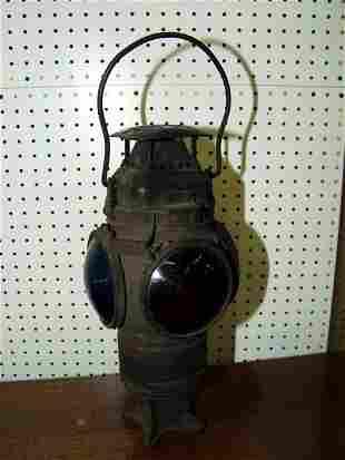 Adlake Rail Road Switchmans Lantern