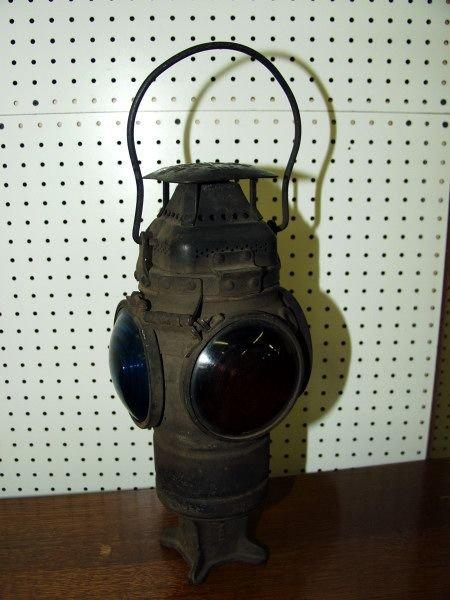 312: Adlake Rail Road Switchmans Lantern