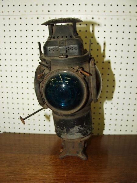 313: Adlake Rail Road Switchmans Lantern