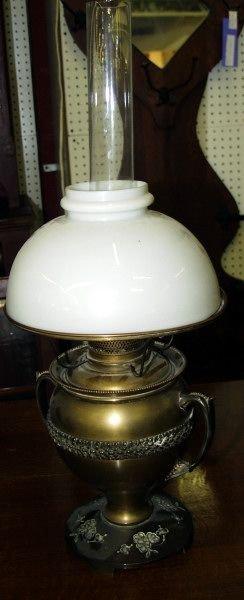 262A: Vintage Rayo Karosene Lamp