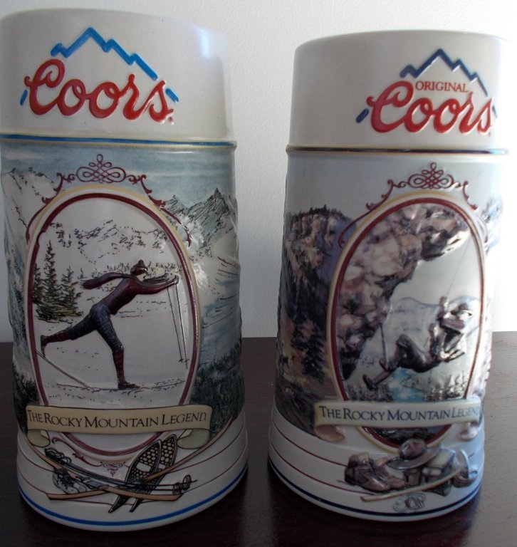 Coors Brewing Co.,The Rocking Mountain Legend