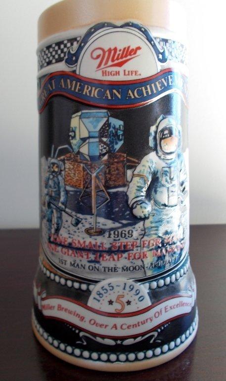 1990 Miller Beer, Great American Achievements