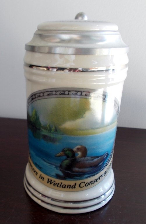1993 Budweiser and Wisconsin Waterfowl Assoc