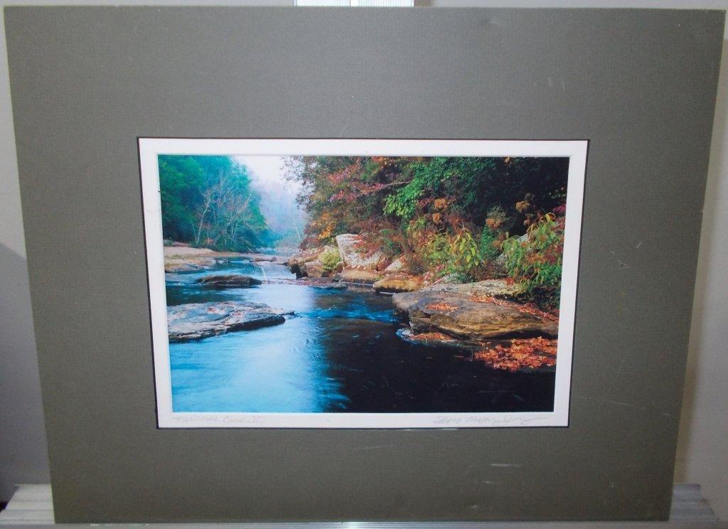 Hurricane Creek II Print