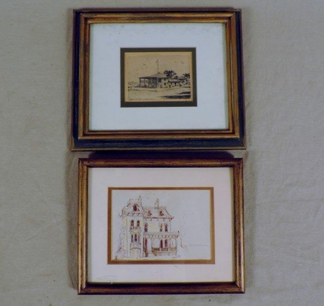 Edwardian & Spanish Style Houses