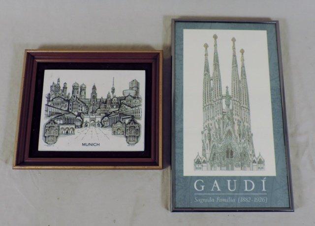 Munich and Gaudi