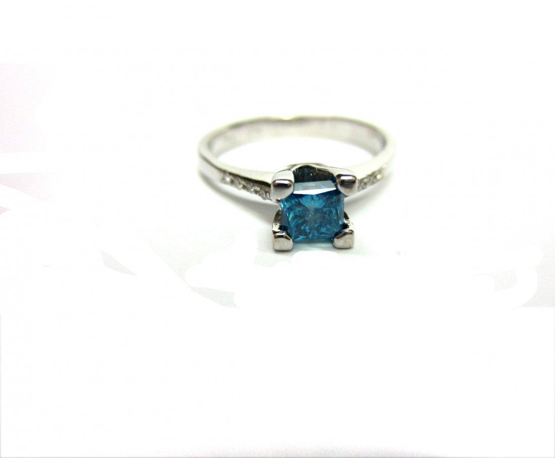 Diamond Ring 0.61 ct Total