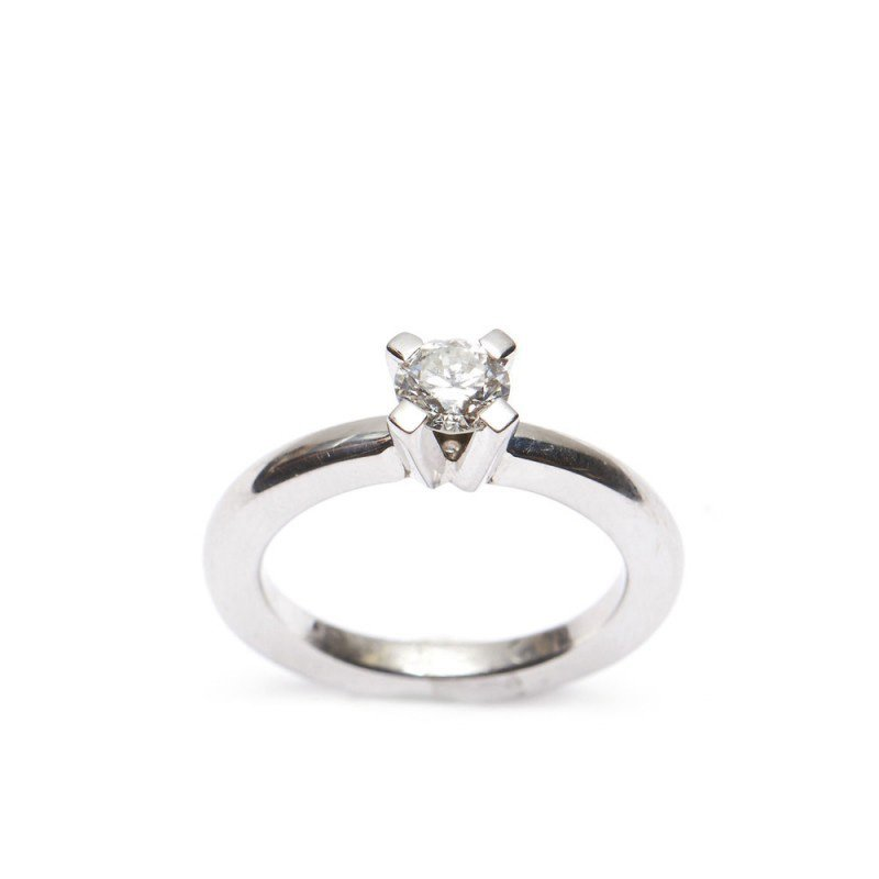 Solitaire Ring 0.50 ct