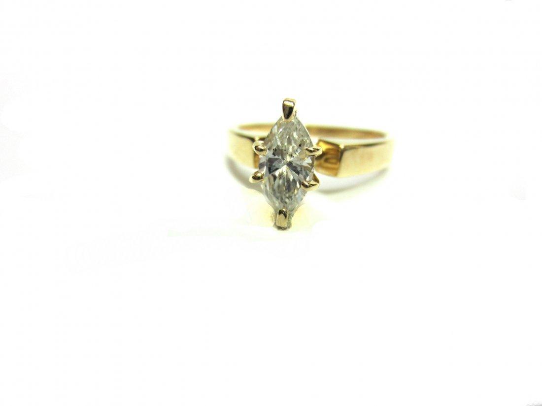 Diamond Solitaire Ring 1 ct