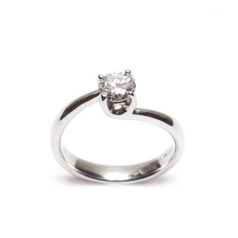 Solitaire Ring 0.60 ct