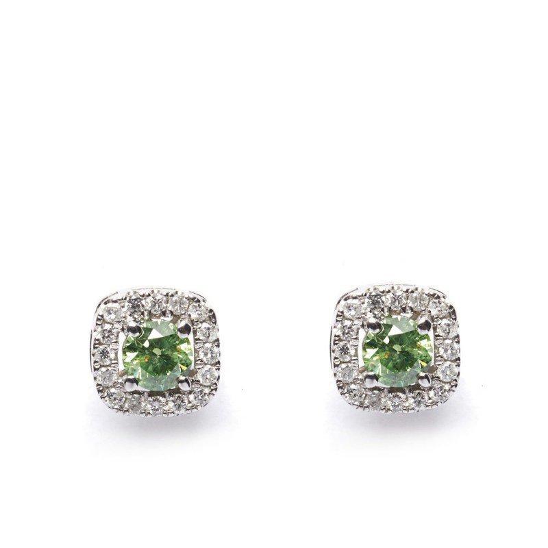 Diamond Earrings 1.20 ct