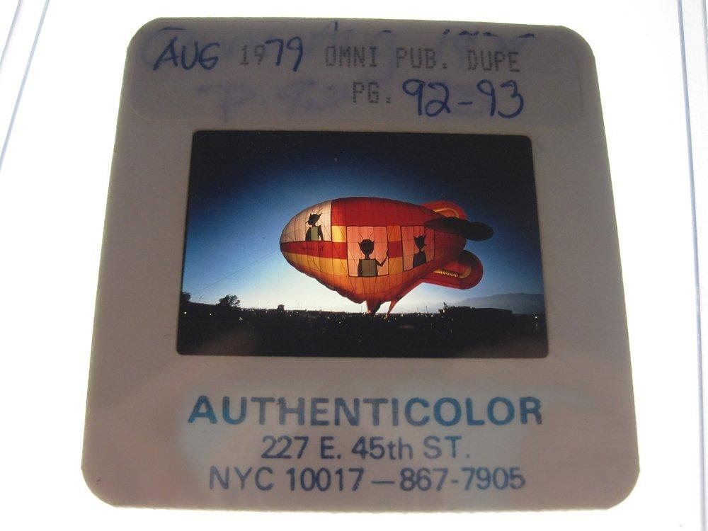 Original OMNI 35mm Slide - Aug '79, Page 92-93