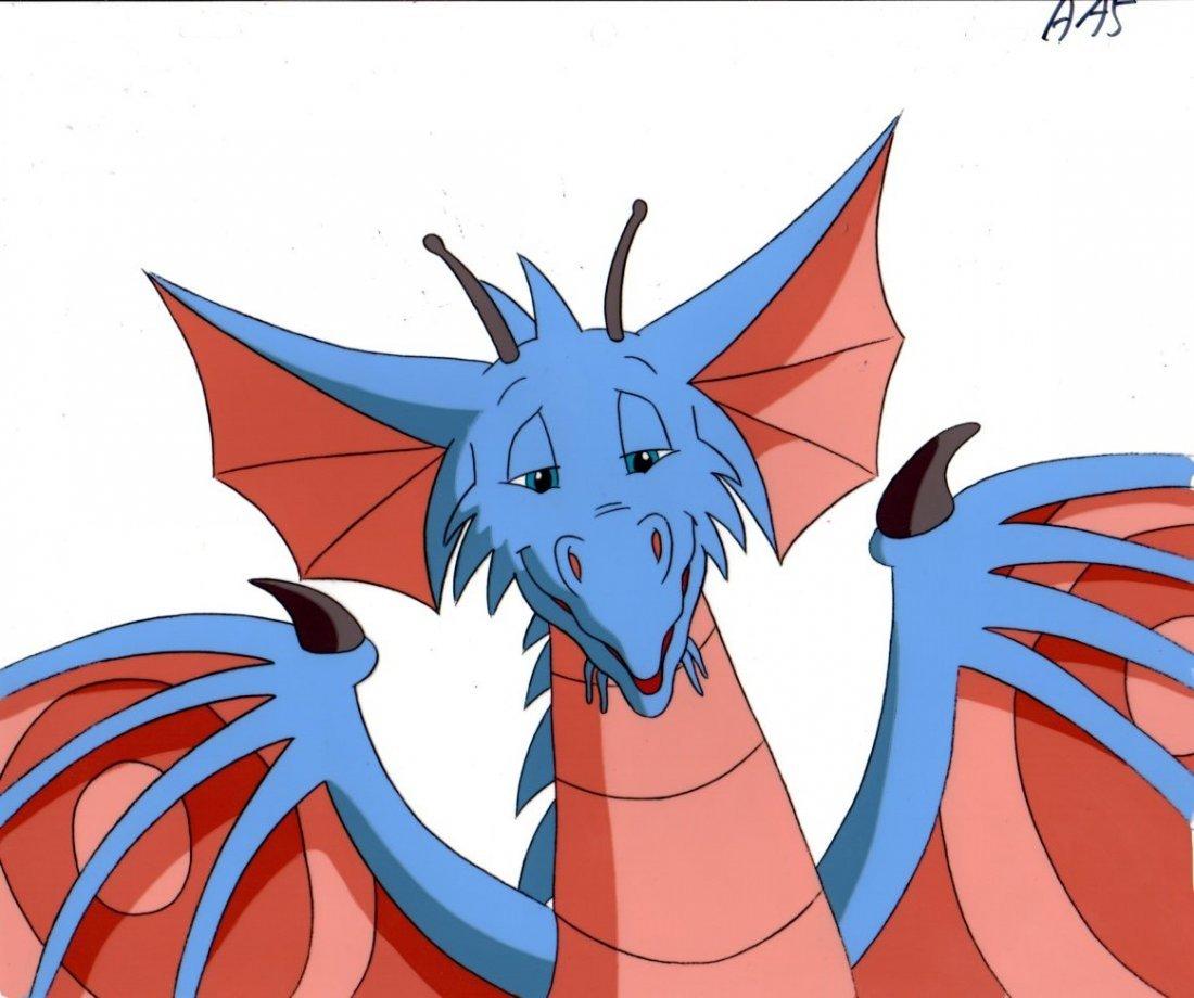 1996 Pocket Dragons Production Cel