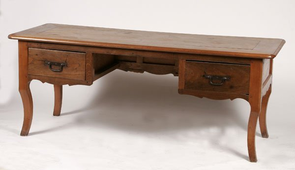 221: French Desk 19th Century from Farm House