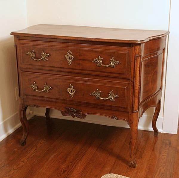 270: Chest of Drawers, Sauteuse Period