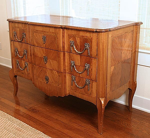 110: Chest of Drawers, Transition period