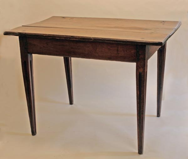 113: Rustic Side Table from the 18th century