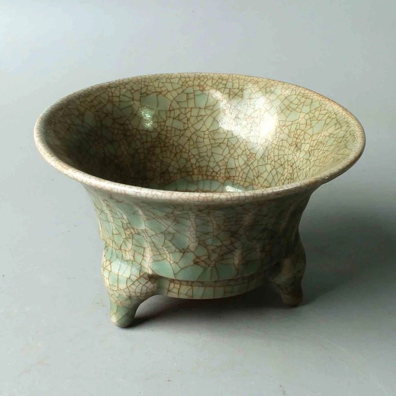 Chinese Guan-Type Censer