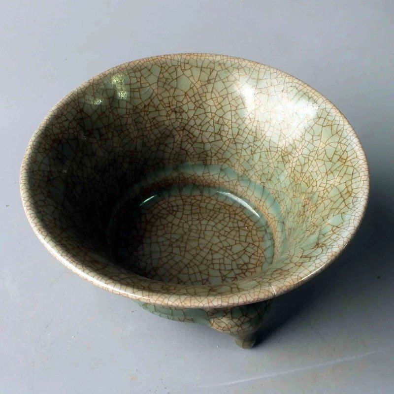 Chinese Guan-Type Censer - 3