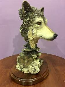 Bust of Wolf