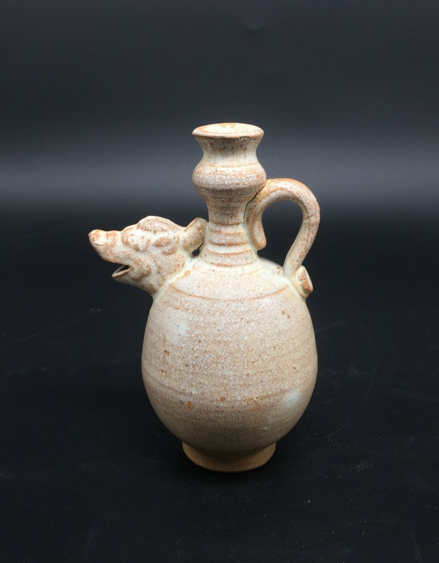 A Rare Late Tang-Five Dynasty Period Amphora