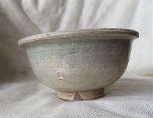 Song Dynasty Longquan CeladonGlazed Bowl