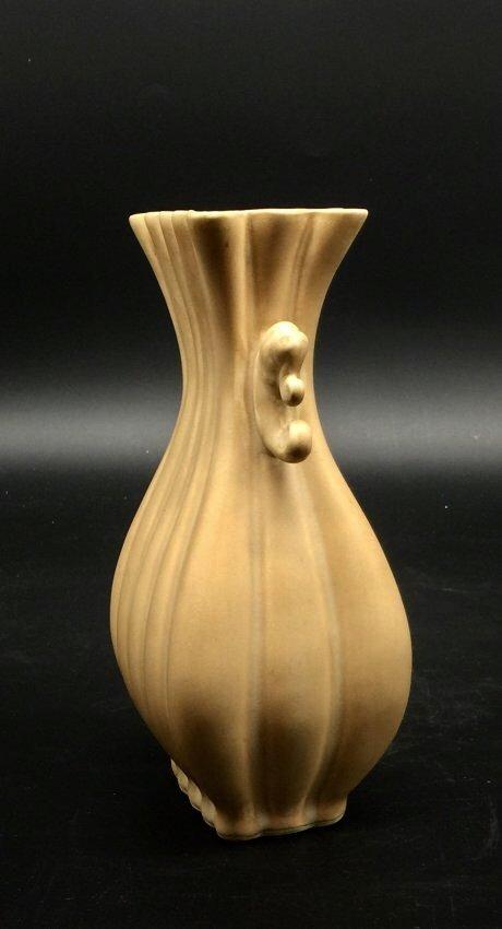 Chinese Yellow Vase - 2