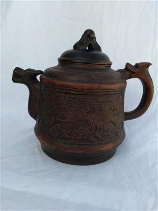 Chinese Yixin Zisha Teapot