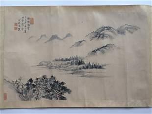 Chinese POC Landscape Painting