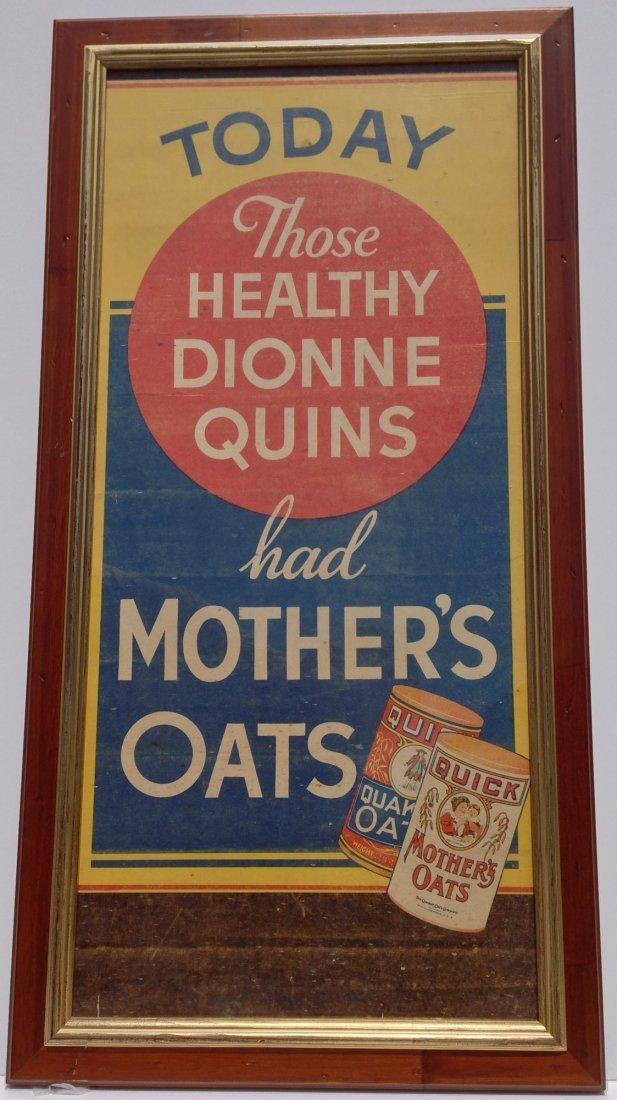 Original advertisement, Quick Oats, antique vintage