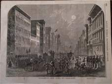 Ballou's Pictorial: Broadway New York