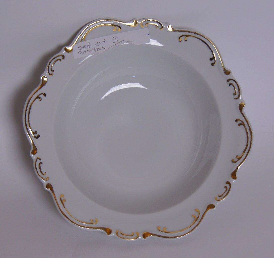 Mittertech Round Serving Bowl