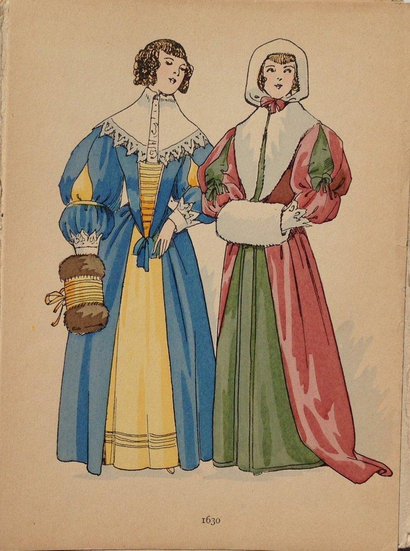 La Mode Feminine 1920's