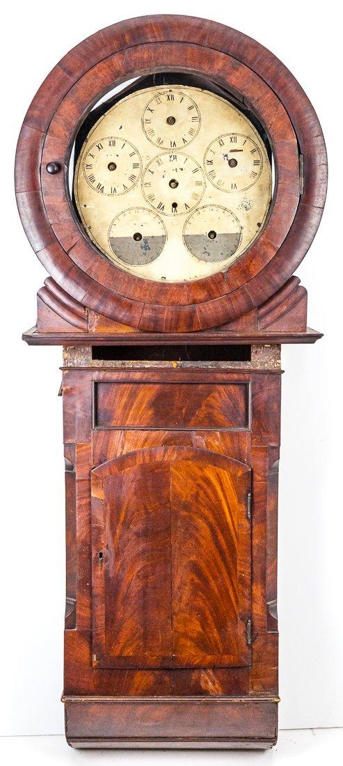 Chromograph Wall Clock