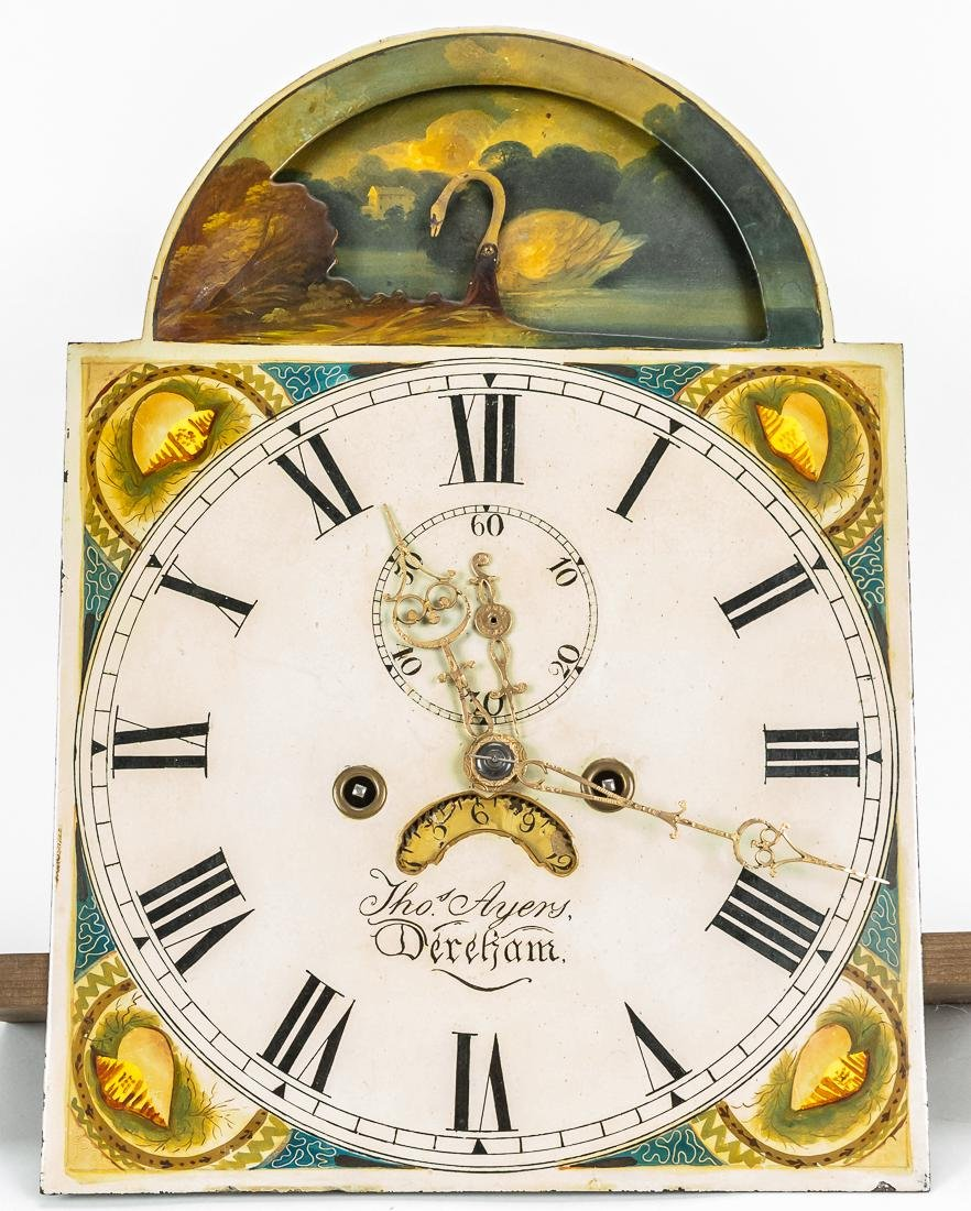 English Tall Case Clock Works with Automation